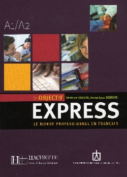 Objectif Express 1 - Livre De L'Eleve + Cd Audio