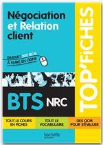 Top'Fiches Négociation et relation client - BTS NRC - ebook - Ed.2011