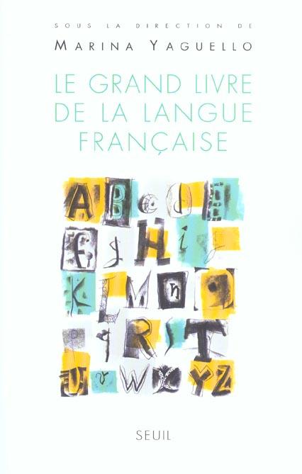le grand livre de la langue francaise