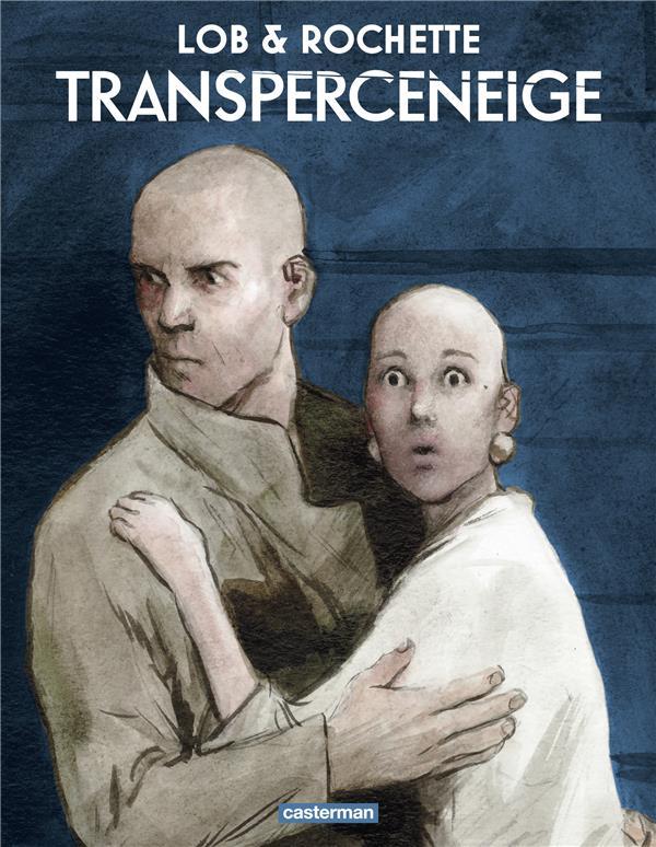 Transperceneige T.1 ; l'échappée