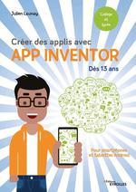 Vente Livre Numérique : Créer des applis avec App Inventor  - Julien Launay