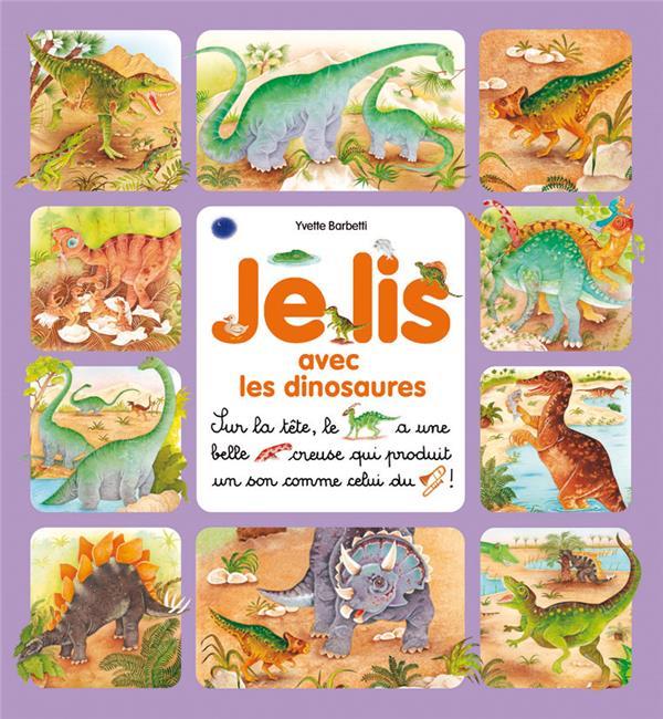Je lis avec les dinosaures