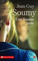 Vente EBooks : Une femme juste  - Jean-Guy Soumy