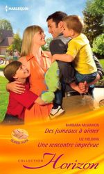 Vente EBooks : Des jumeaux à aimer - Une rencontre imprévue  - Barbara McMahon - Liz Fielding