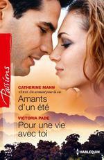 Vente EBooks : Amants d'un été - Pour une vie avec toi  - Victoria Pade - Catherine Mann
