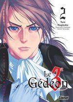Vente EBooks : Le Troisième Gédéon - Tome 02  - Taro Nogizaka