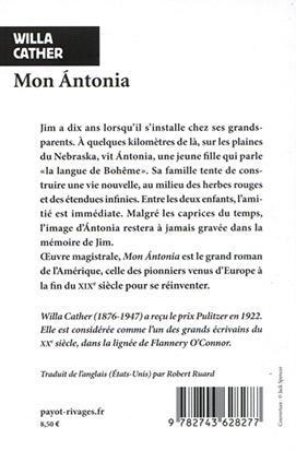 Mon Antonia