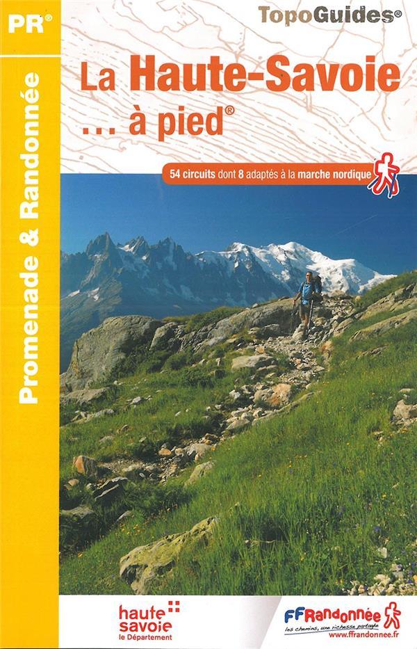 La Haute-Savoie à pied