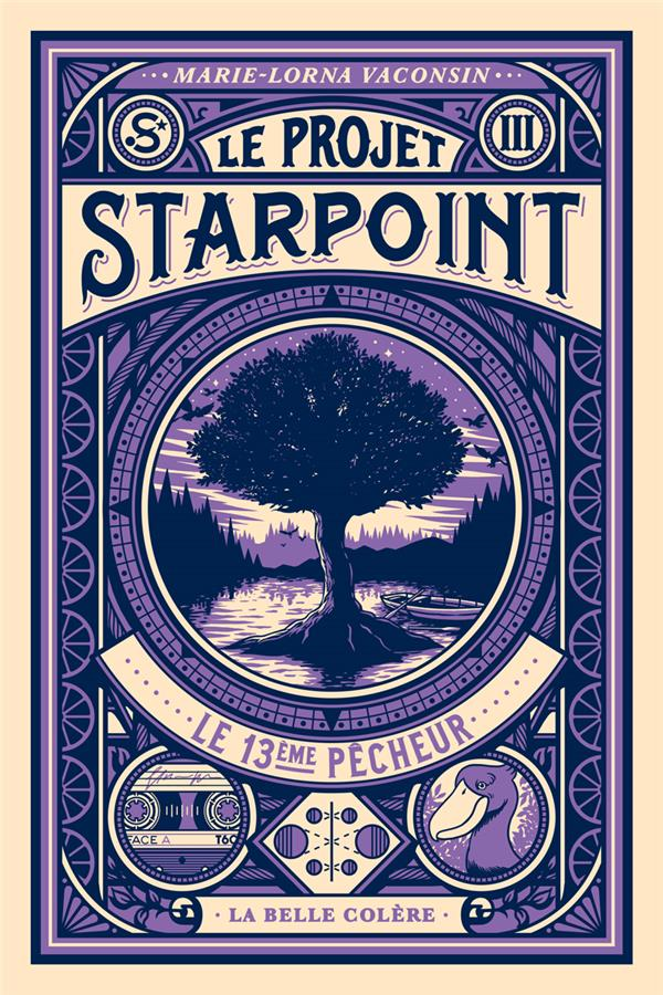 Le projet Starpoint T.3 ; le réveil des Djinns