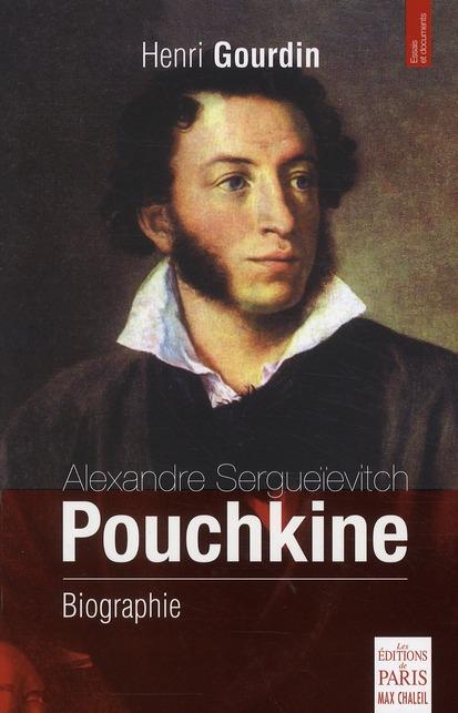 Alexandre Sergueïevitch Pouchkine Henri Gourdin Paris Grand Format Actes Sud Au Méjan Arles