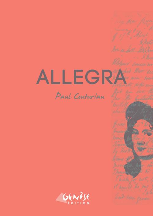 Vente EBooks : Allegra  - Paul COUTURIAU