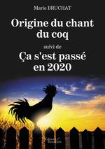 Vente EBooks : Origine du chant du coq suivi de Ça s'est passé en 2020  - Marie Bruchat