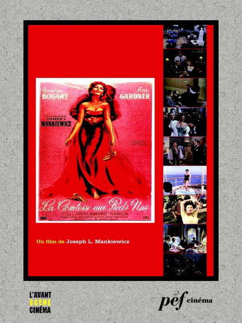 La Comtesse aux pieds nus - Scénario du film