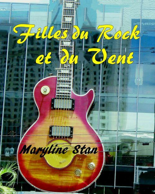 Filles du rock et du vent  - Maryline Stan