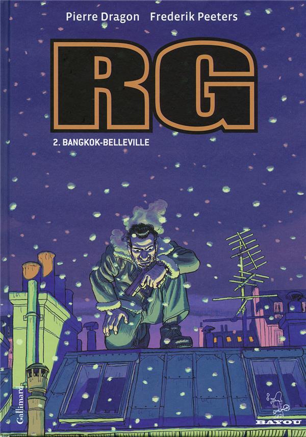 RG t.2 ; Bangkok-Belleville