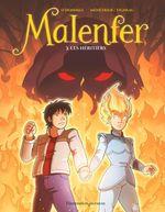 Vente Livre Numérique : Malenfer (Tome 3) - Les héritiers  - Cassandra O'Donnell