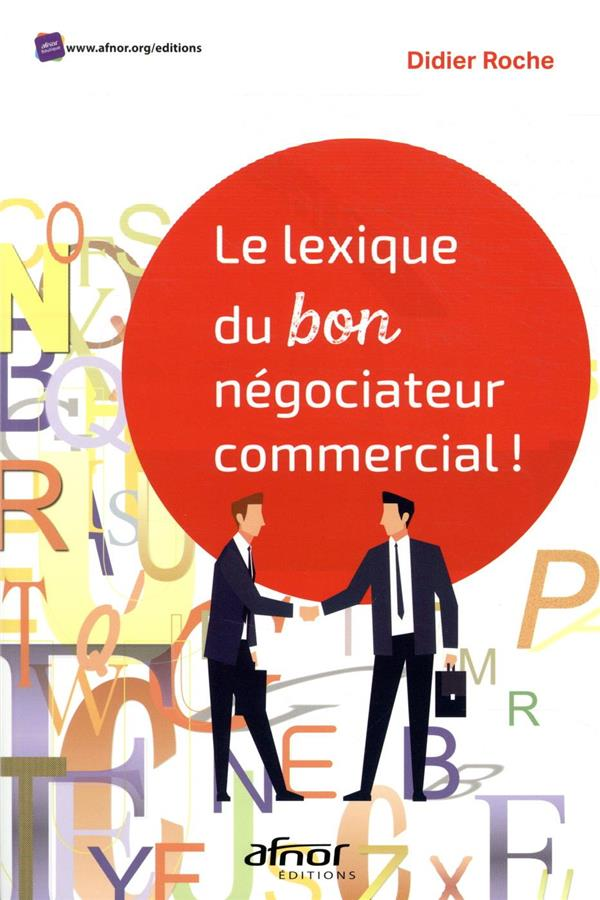 Le lexique du bon négociateur commercial !