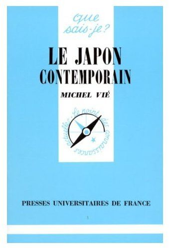Le japon contemporain