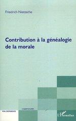 Vente Livre Numérique : Contribution à la généalogie de la morale  - Friedrich Nietzsche