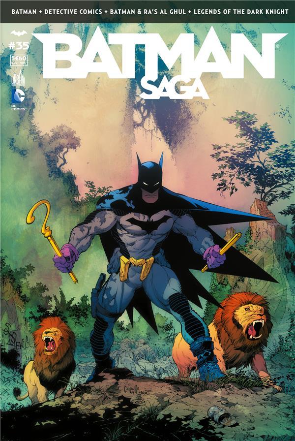 Batman saga n.35