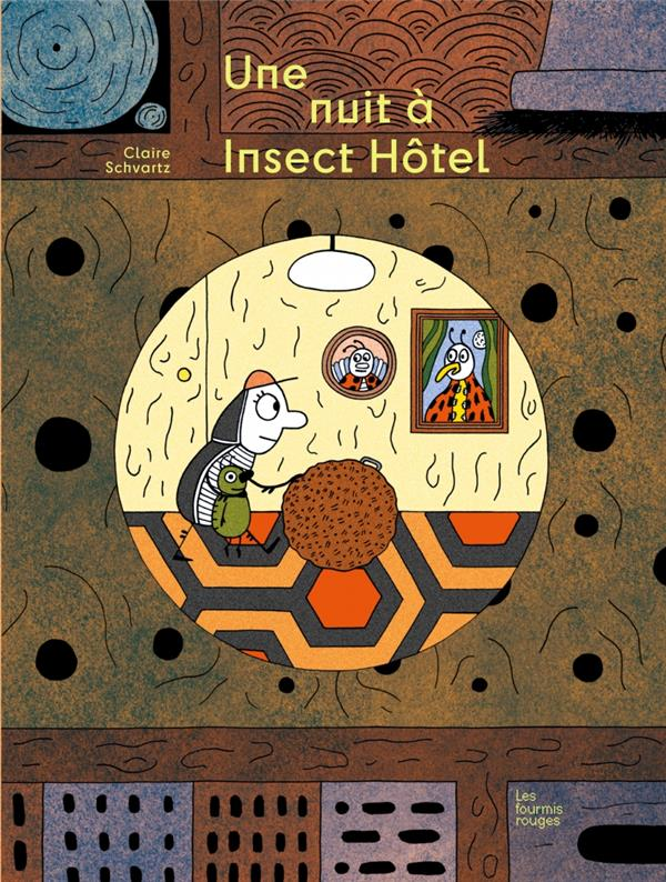 Une nuit à insect'hotel