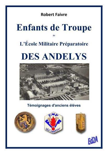 Enfants de troupe de l'école militaire préparatoire des Andelys