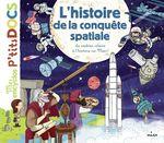 Vente Livre Numérique : L'histoire de la conquête spatiale, du cadran solaire à l'homme sur Mars  - Stéphane Frattini - Stéphanie Ledu