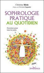 Vente Livre Numérique : Sophrologie pratique au quotidien  - Christine Klein