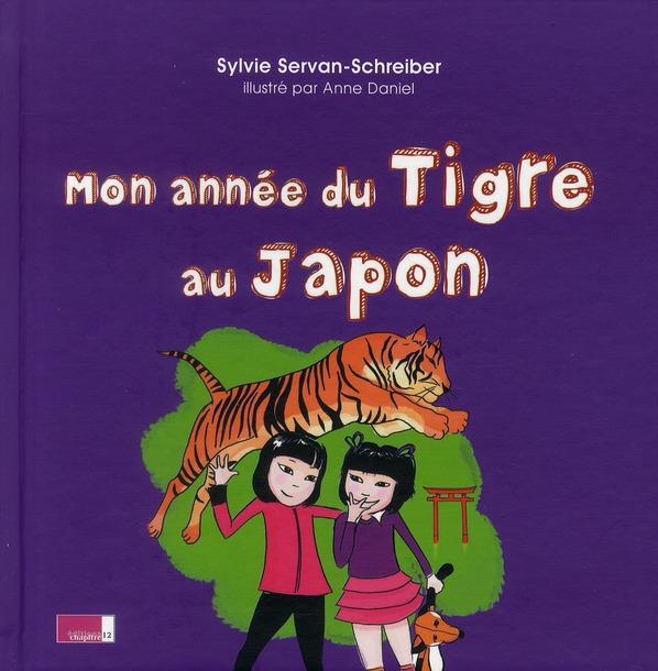 Mon année du tigre au Japon