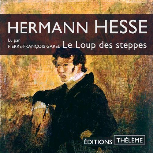 Vente AudioBook : Le Loup des steppes  - Hermann Hesse
