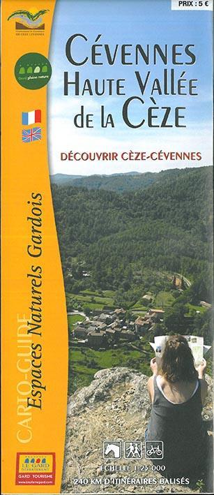 Cévennes, Haute valée de la Cèze