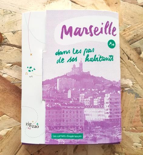 Marseille, dans les pas de ses habitants