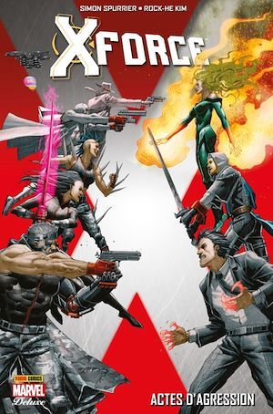X-Force - Actes d'agression