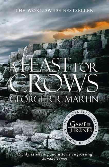 A feast for crows - a song of ice and fire: book 5
