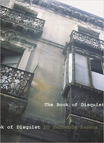 Fernando Pessoa The Book Of Disquiet