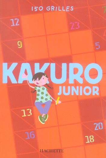 Kakuro junior t.1