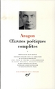 OEUVRES POETIQUES COMPLETES T.1