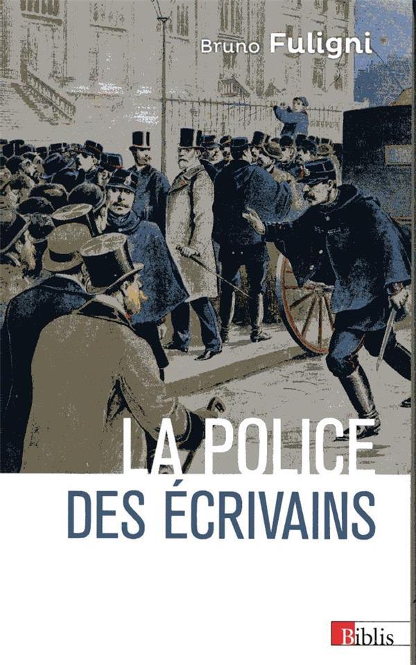 La police des écrivains