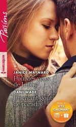 Vente EBooks : Pour les yeux de Libby - Un avant-gout de paradis  - Janice Maynard - Dani Wade
