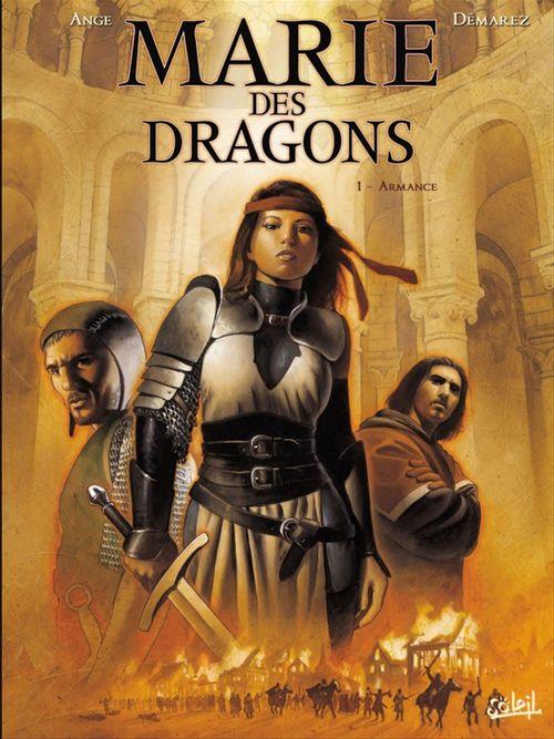 Marie des dragons t.1 ; Armance