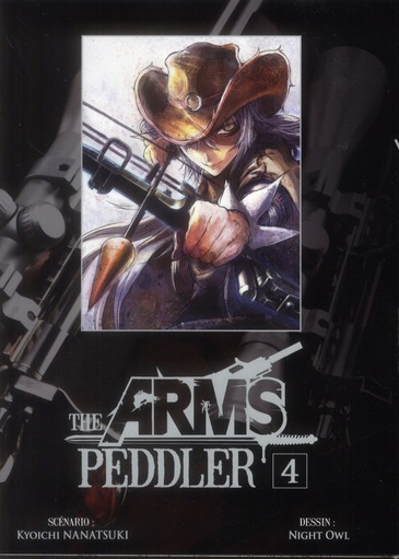 the arms peddler t.4