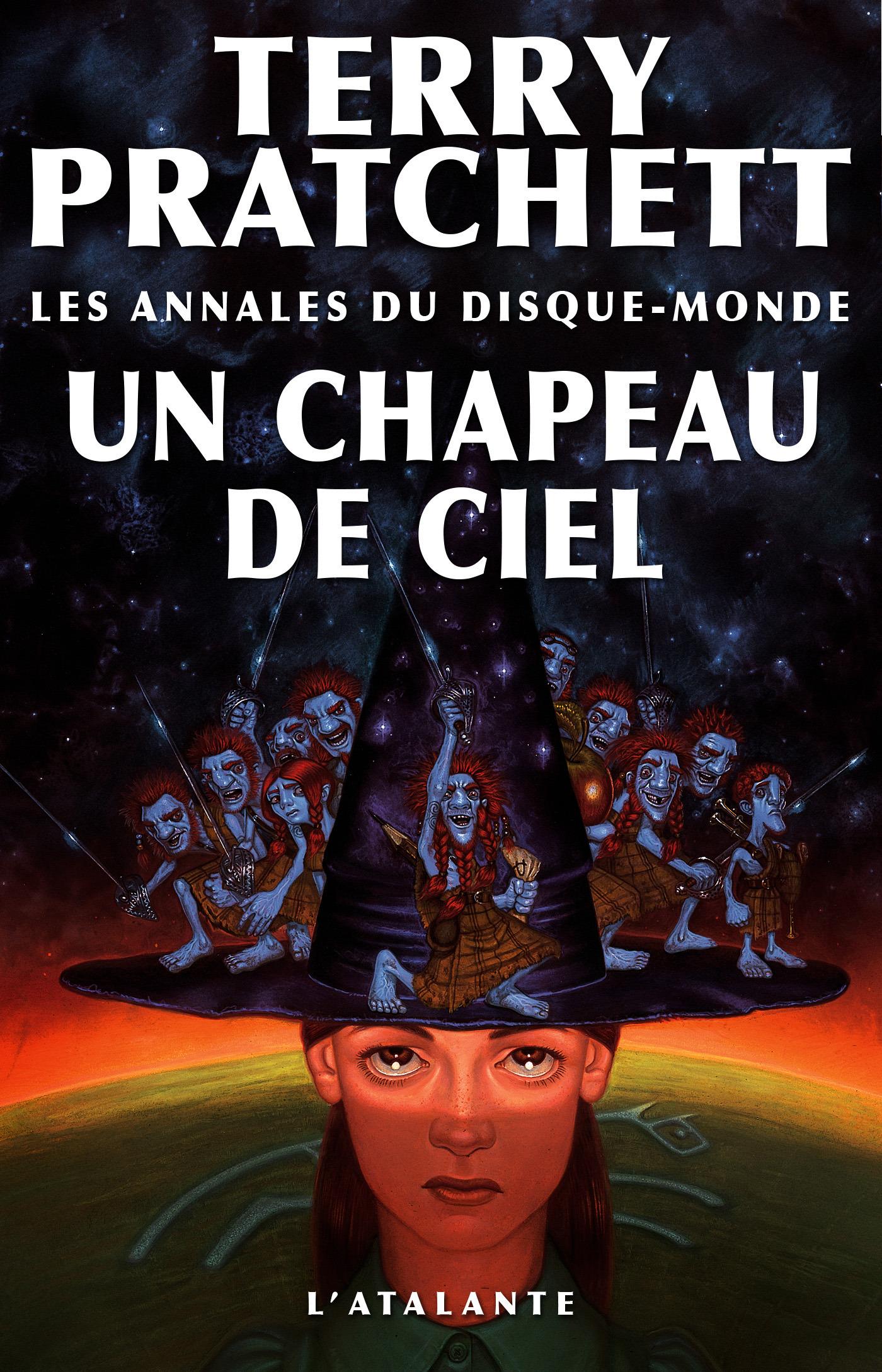 Un chapeau de ciel ; un roman du Disque-Monde