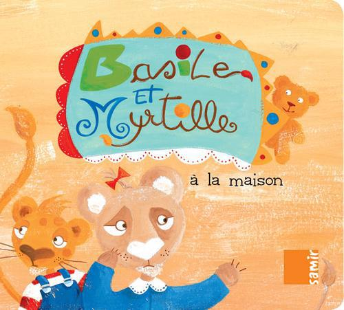 Basile Et Myrtille A La Maison