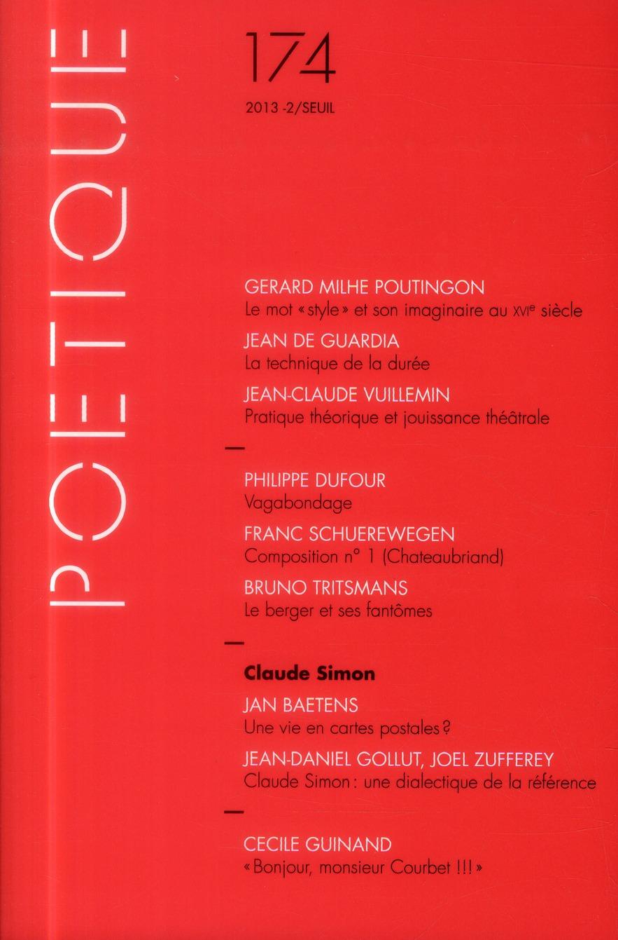 Revue poetique n.174