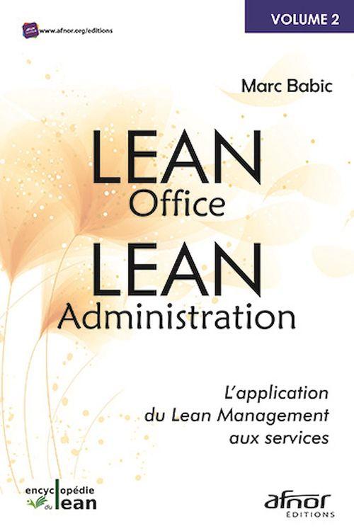 Lean Office - Lean Administration