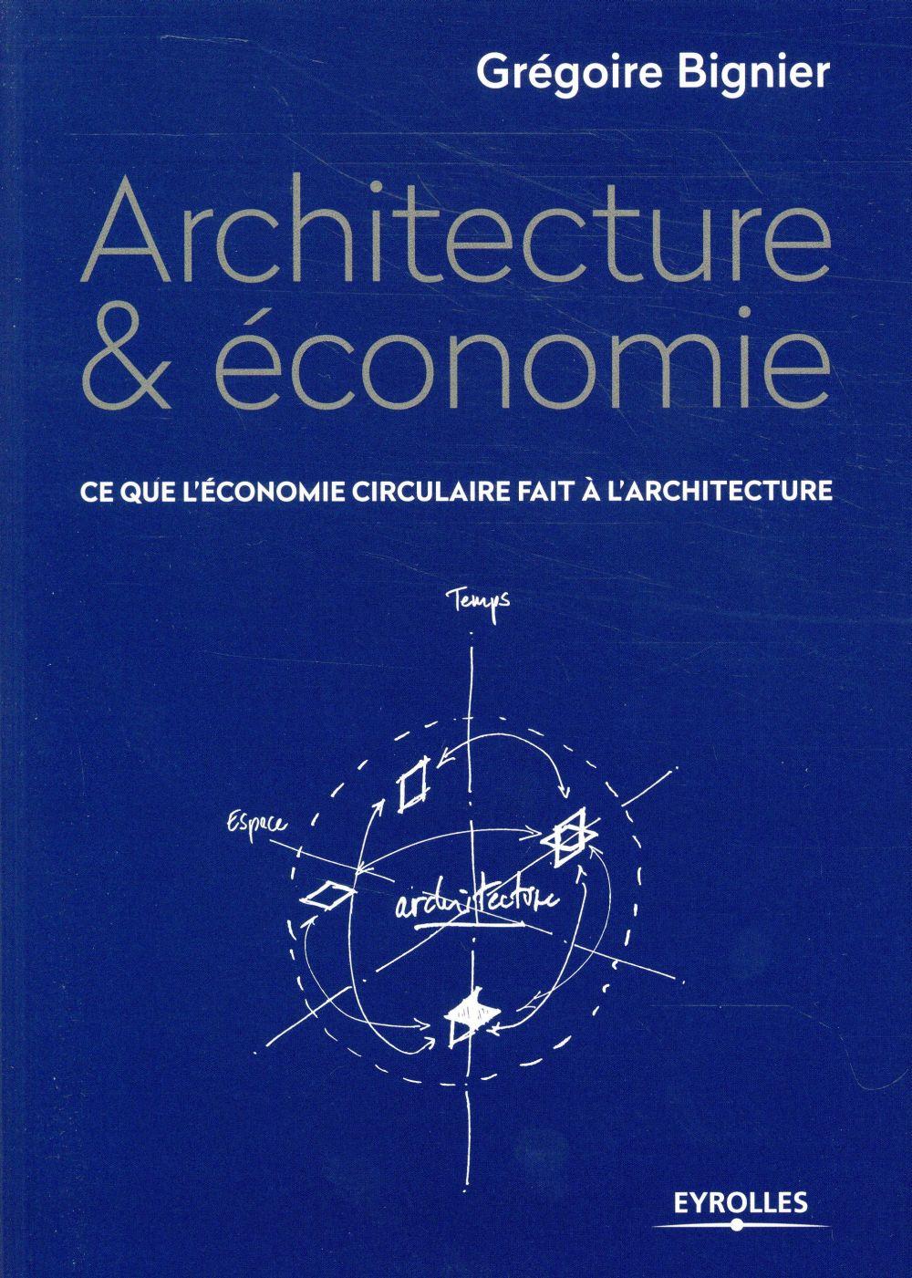architecture & économie ; ce que l'économie circulaire fait à l'architecture