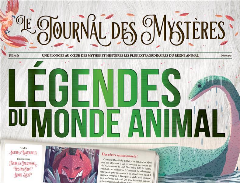 Légendes du monde animal