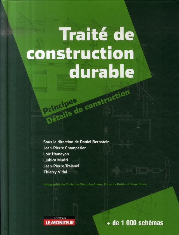 Traite De Construction Durable