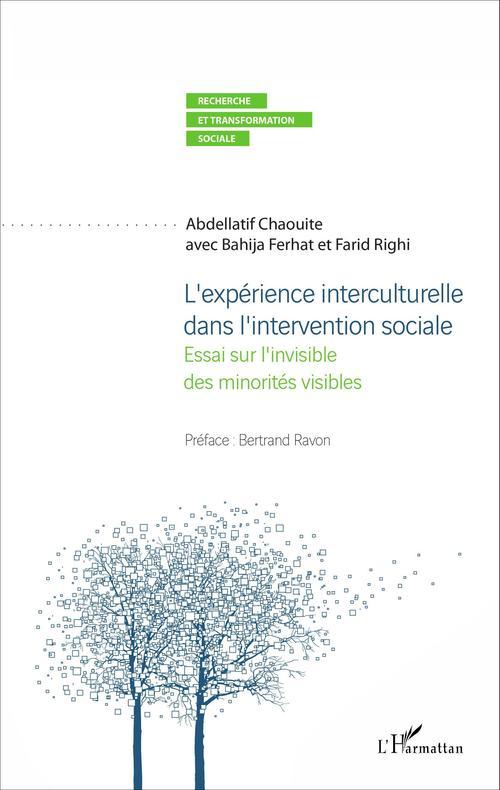 L'expérience interculturelle dans l'intervention sociale