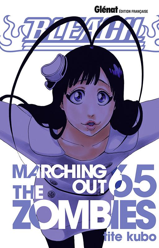 BLEACH T.65  -  MARCHING OUT THE ZOMBIES Kubo Taito